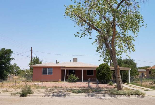 605 5th St, Alamogordo, NM 88310 (MLS #161432) :: Assist-2-Sell Buyers and Sellers Preferred Realty