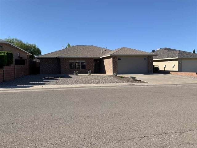 1154 San Miguel St, Alamogordo, NM 88310 (MLS #161452) :: Assist-2-Sell Buyers and Sellers Preferred Realty