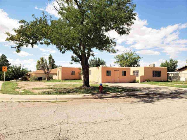 1815 Hubbard Dr, Alamogordo, NM 88310 (MLS #161461) :: Assist-2-Sell Buyers and Sellers Preferred Realty