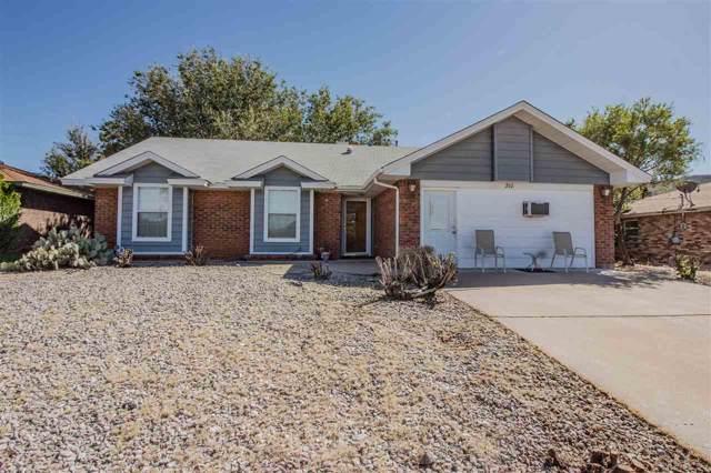 210 Sunrise Av, Alamogordo, NM 88310 (MLS #161558) :: Assist-2-Sell Buyers and Sellers Preferred Realty
