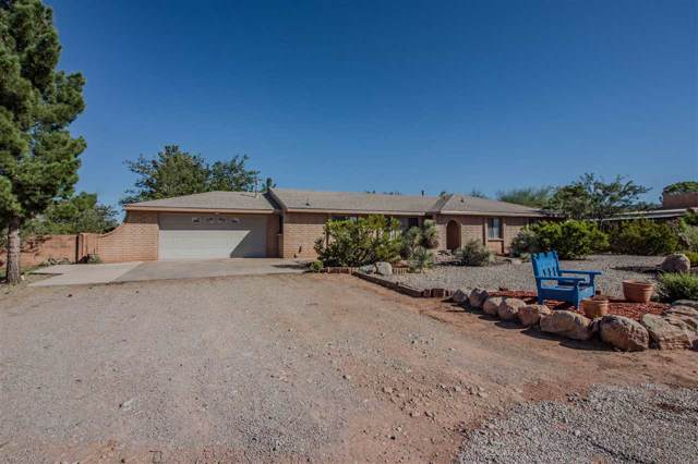 9 Villa Virginia, La Luz, NM 88337 (MLS #161559) :: Assist-2-Sell Buyers and Sellers Preferred Realty