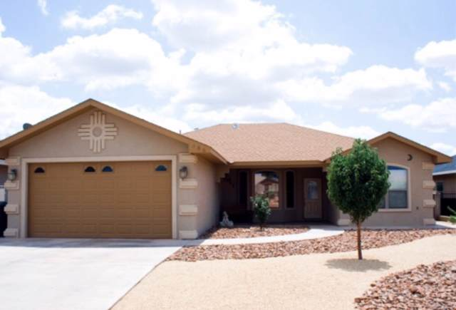386 Gila, Alamogordo, NM 88310 (MLS #161577) :: Assist-2-Sell Buyers and Sellers Preferred Realty