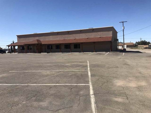 606 B Us Hwy 70 #0, Alamogordo, NM 88310 (MLS #161589) :: Assist-2-Sell Buyers and Sellers Preferred Realty