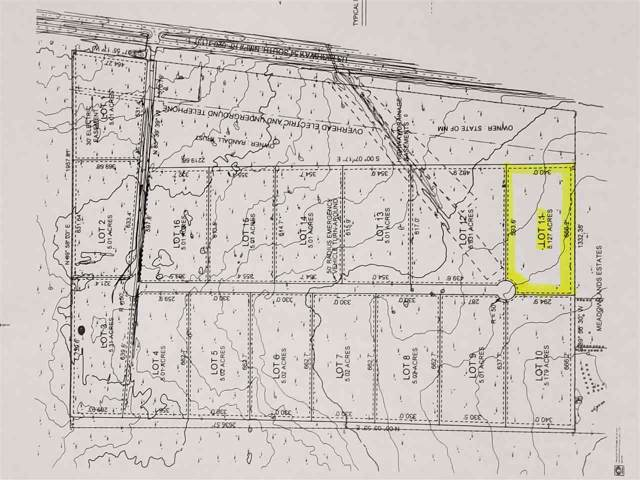 Lot 11 Address Not Published, Alamogordo, NM 88310 (MLS #161623) :: Assist-2-Sell Buyers and Sellers Preferred Realty