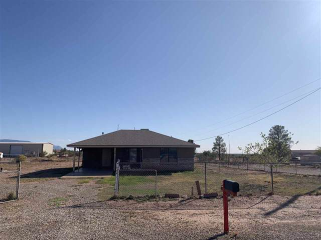 76 Rattlesnake Rd, Tularosa, NM 88352 (MLS #161648) :: Assist-2-Sell Buyers and Sellers Preferred Realty