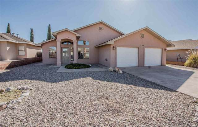 1136 San Cristo St, Alamogordo, NM 88310 (MLS #161716) :: Assist-2-Sell Buyers and Sellers Preferred Realty