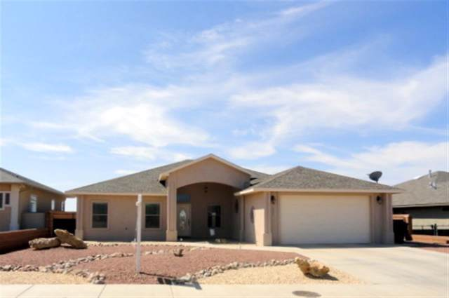 252 Bosque, Alamogordo, NM 88310 (MLS #161728) :: Assist-2-Sell Buyers and Sellers Preferred Realty