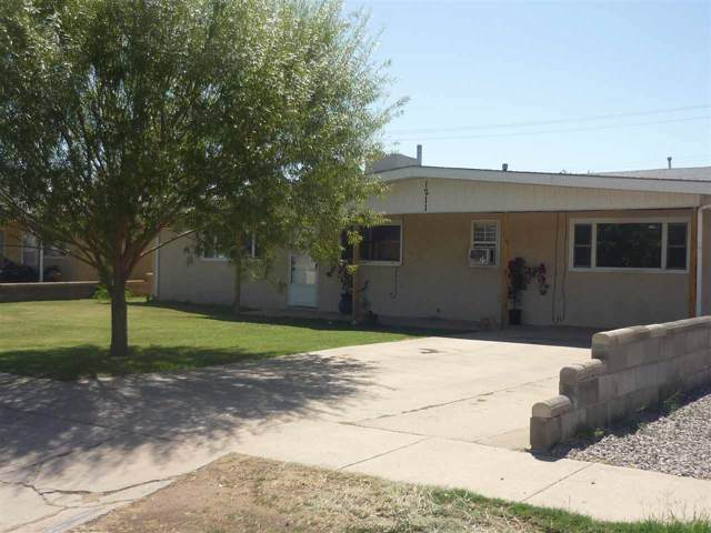 1211 Maple Dr, Alamogordo, NM 88310 (MLS #161737) :: Assist-2-Sell Buyers and Sellers Preferred Realty