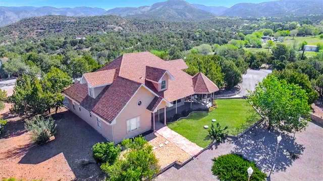 6 Old Ranger Rd, High Rolls Mountain Park, NM 88325 (MLS #161752) :: Assist-2-Sell Buyers and Sellers Preferred Realty