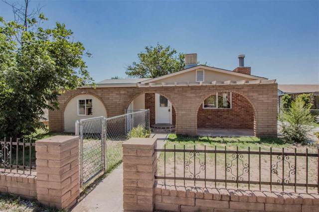 1105 Marshall Ave, Tularosa, NM 88352 (MLS #161780) :: Assist-2-Sell Buyers and Sellers Preferred Realty