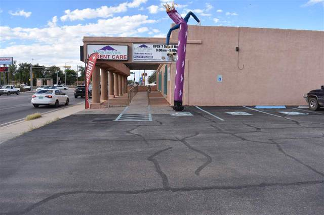 916, 918, 920 White Sands Blvd #0, Alamogordo, NM 88310 (MLS #161786) :: Assist-2-Sell Buyers and Sellers Preferred Realty
