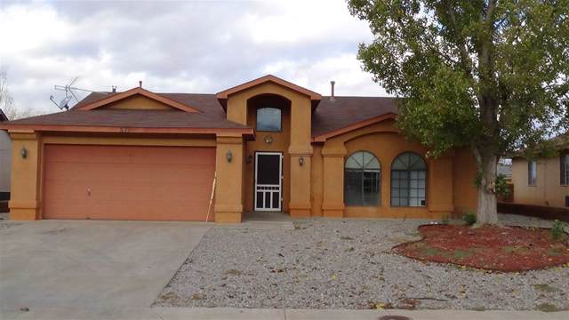 517 Venus Av, Alamogordo, NM 88310 (MLS #161795) :: Assist-2-Sell Buyers and Sellers Preferred Realty