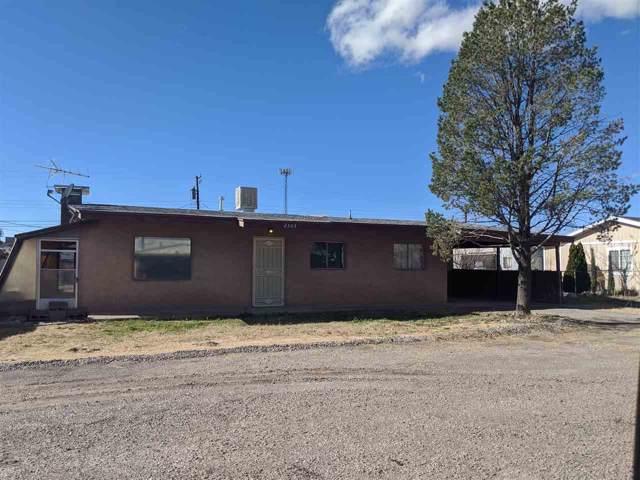 2503 Alaska Av, Alamogordo, NM 88310 (MLS #161831) :: Assist-2-Sell Buyers and Sellers Preferred Realty