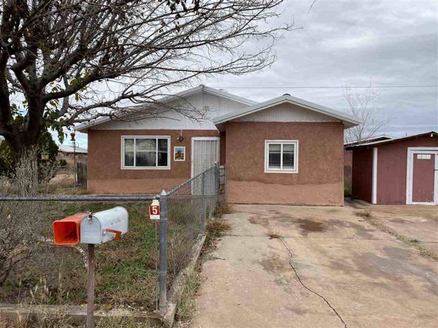 5 Yeates St, Alamogordo, NM 88310 (MLS #161855) :: Assist-2-Sell Buyers and Sellers Preferred Realty