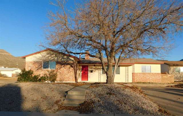 1824 Pontiac Dr, Alamogordo, NM 88310 (MLS #161918) :: Assist-2-Sell Buyers and Sellers Preferred Realty