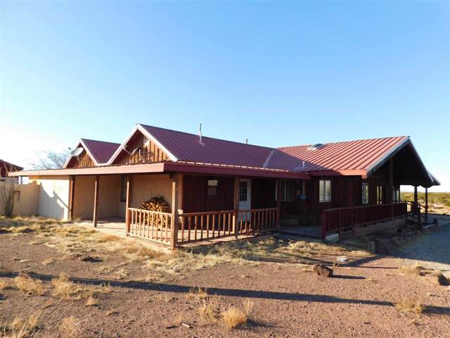26 Coyote Canyon Rd, Tularosa, NM 88352 (MLS #161920) :: Assist-2-Sell Buyers and Sellers Preferred Realty