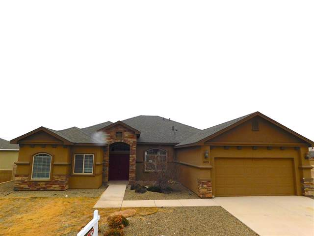 803 Shiprock, Alamogordo, NM 88310 (MLS #161933) :: Assist-2-Sell Buyers and Sellers Preferred Realty