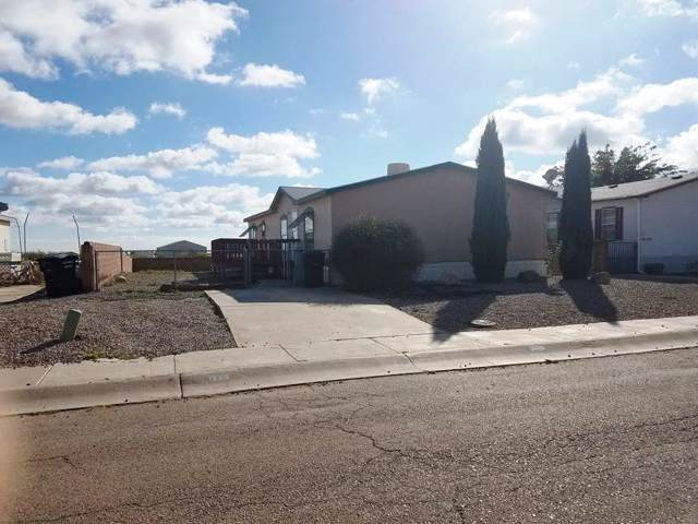 1445 Post Av, Alamogordo, NM 88310 (MLS #161982) :: Assist-2-Sell Buyers and Sellers Preferred Realty