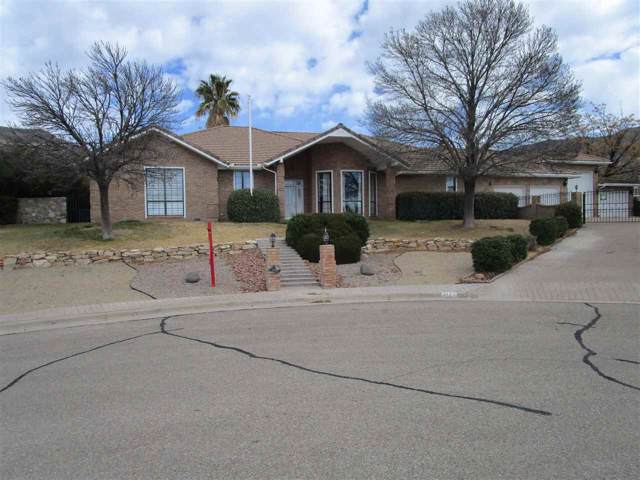 3123 Stonecliff, Alamogordo, NM 88310 (MLS #162006) :: Assist-2-Sell Buyers and Sellers Preferred Realty