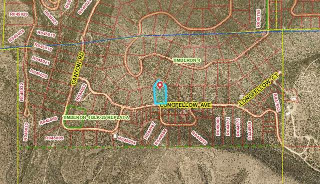Lot 75 Longfellow Ave, Timberon, NM 88350 (MLS #162012) :: Assist-2-Sell Buyers and Sellers Preferred Realty