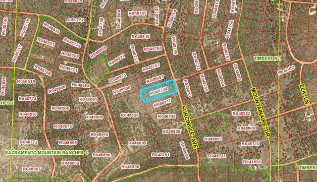 Lot 3 Surcingle Ave, Timberon, NM 88350 (MLS #162014) :: Assist-2-Sell Buyers and Sellers Preferred Realty