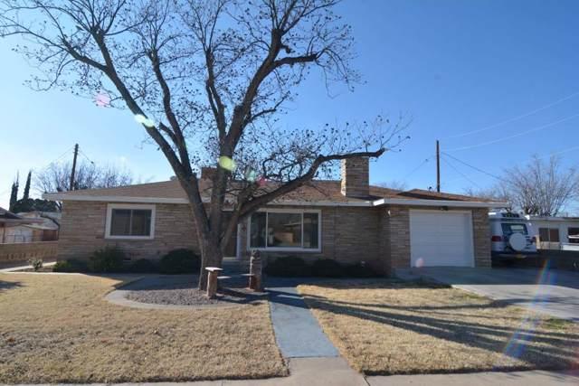 1605 Indiana Av, Alamogordo, NM 88310 (MLS #162026) :: Assist-2-Sell Buyers and Sellers Preferred Realty