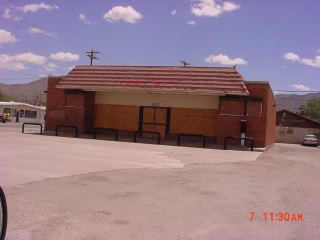 1520 N White Sands Blvd #0, Alamogordo, NM 88310 (MLS #162036) :: Assist-2-Sell Buyers and Sellers Preferred Realty
