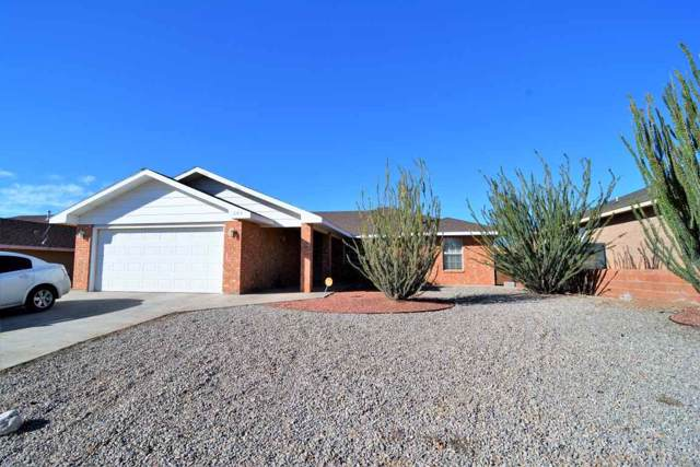 841 Hermoso El Sol, Alamogordo, NM 88310 (MLS #162045) :: Assist-2-Sell Buyers and Sellers Preferred Realty