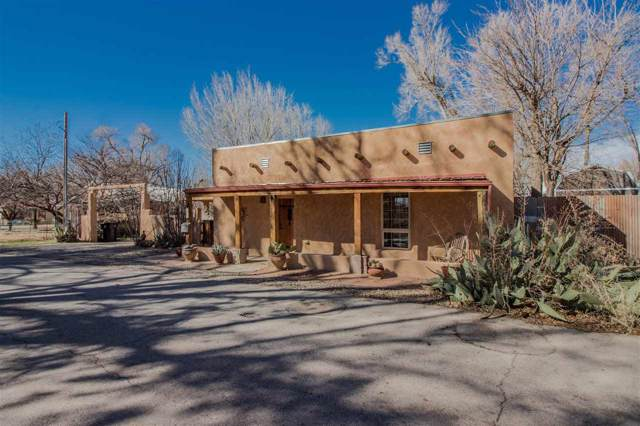 106 Durazno St, Tularosa, NM 88352 (MLS #162058) :: Assist-2-Sell Buyers and Sellers Preferred Realty