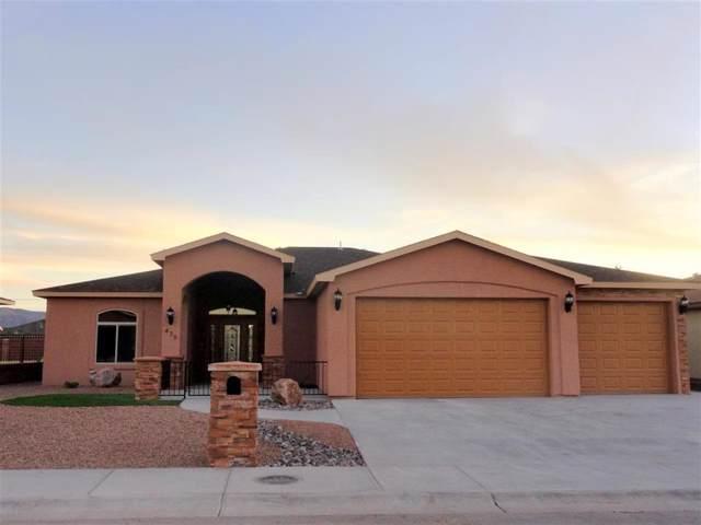 436 Tierra Bella Drive, Alamogordo, NM 88310 (MLS #162063) :: Assist-2-Sell Buyers and Sellers Preferred Realty