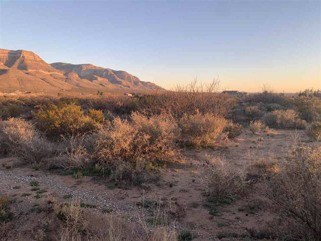 Lot #1 Elena Ct, Alamogordo, NM 88310 (MLS #162064) :: Assist-2-Sell Buyers and Sellers Preferred Realty
