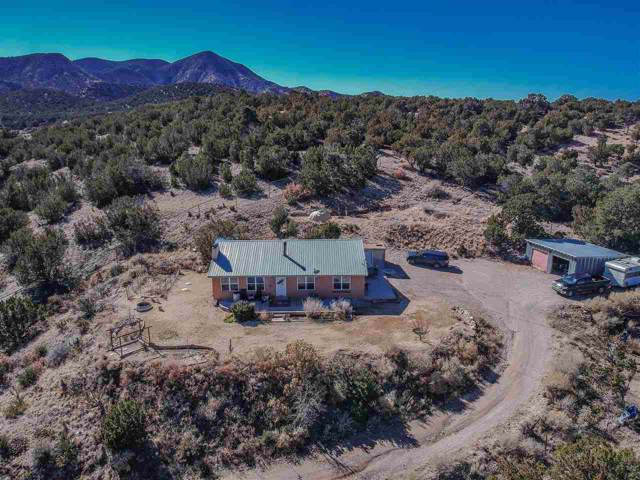 20 Nogal Canyon Rd, Bent, NM 88314 (MLS #162084) :: Assist-2-Sell Buyers and Sellers Preferred Realty