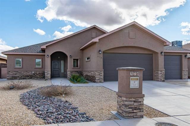 578 San Simon Drive, Alamogordo, NM 88310 (MLS #162117) :: Assist-2-Sell Buyers and Sellers Preferred Realty