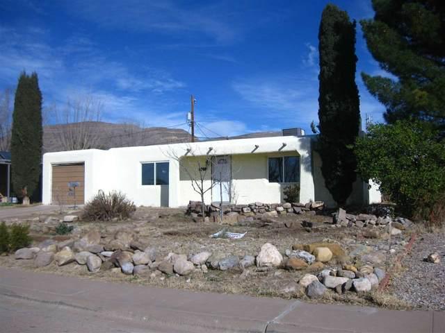 1812 College Av, Alamogordo, NM 88310 (MLS #162126) :: Assist-2-Sell Buyers and Sellers Preferred Realty
