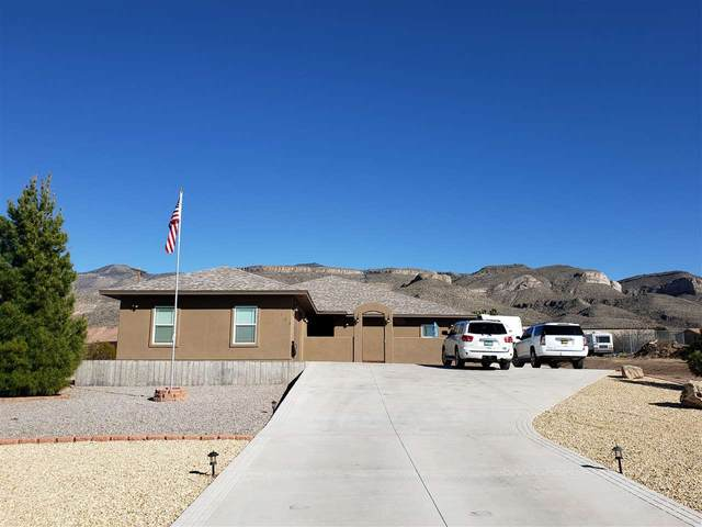1125 Canyon Rd, Alamogordo, NM 88310 (MLS #162140) :: Assist-2-Sell Buyers and Sellers Preferred Realty