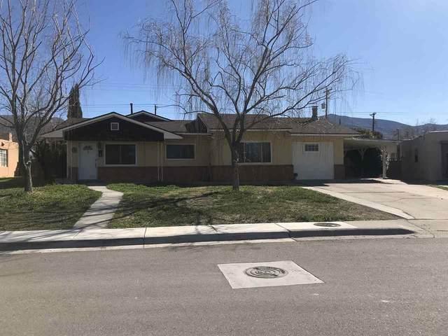1728 Buena Vista Corte, Alamogordo, NM 88310 (MLS #162141) :: Assist-2-Sell Buyers and Sellers Preferred Realty