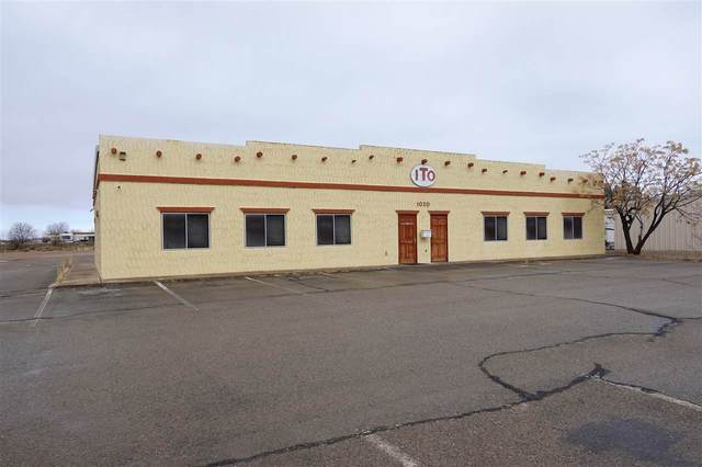 1020 W Hwy 70 #0, Alamogordo, NM 88310 (MLS #162145) :: Assist-2-Sell Buyers and Sellers Preferred Realty