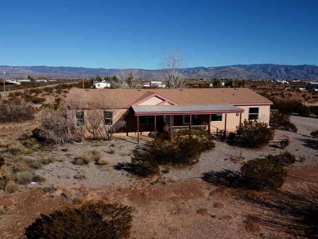 5 Old Spanish Trl, Alamogordo, NM 88310 (MLS #162156) :: Assist-2-Sell Buyers and Sellers Preferred Realty