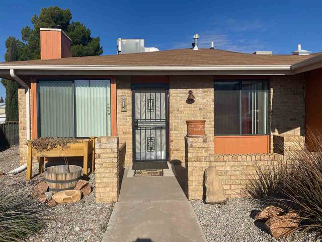 713 Stafford Ct, Alamogordo, NM 88310 (MLS #162174) :: Assist-2-Sell Buyers and Sellers Preferred Realty