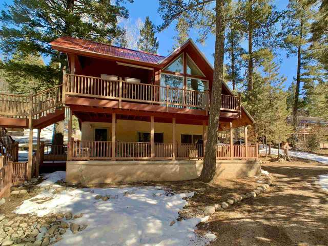 901 Rodeo Aly, Cloudcroft, NM 88317 (MLS #162181) :: Assist-2-Sell Buyers and Sellers Preferred Realty