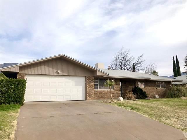 604 Zia Av, Alamogordo, NM 88310 (MLS #162188) :: Assist-2-Sell Buyers and Sellers Preferred Realty