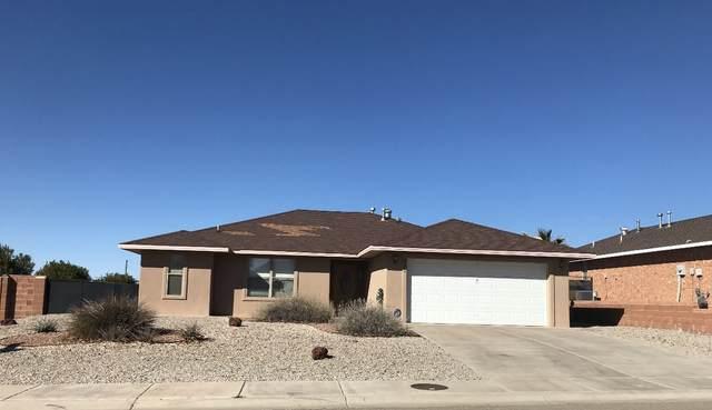831 Hermoso El Sol, Alamogordo, NM 88310 (MLS #162214) :: Assist-2-Sell Buyers and Sellers Preferred Realty
