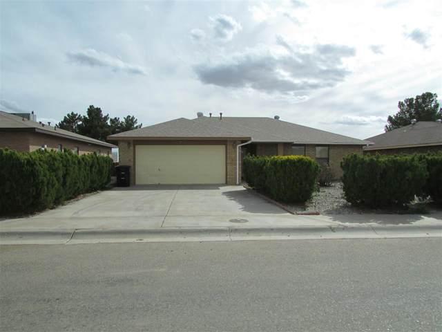 1365 Columbia Av, Alamogordo, NM 88310 (MLS #162247) :: Assist-2-Sell Buyers and Sellers Preferred Realty