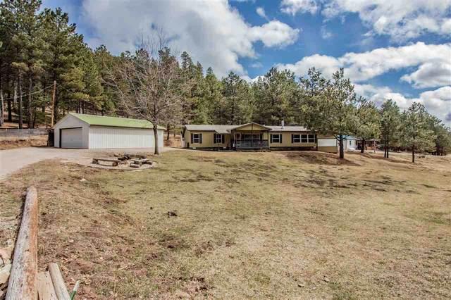 39 Wimsatt Loop, Cloudcroft, NM 88317 (MLS #162292) :: Assist-2-Sell Buyers and Sellers Preferred Realty