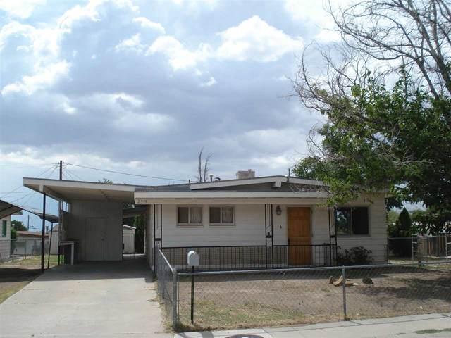 2311 Baylor Av, Alamogordo, NM 88310 (MLS #162342) :: Assist-2-Sell Buyers and Sellers Preferred Realty