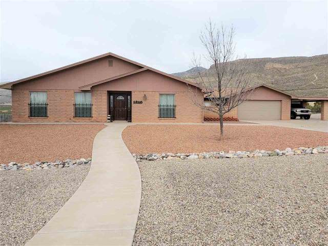 1210 Canyon Pl, Alamogordo, NM 88310 (MLS #162358) :: Assist-2-Sell Buyers and Sellers Preferred Realty