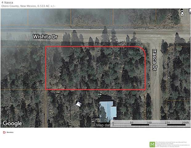 4 Itasca Dr T9, Timberon, NM 88350 (MLS #162485) :: Assist-2-Sell Buyers and Sellers Preferred Realty
