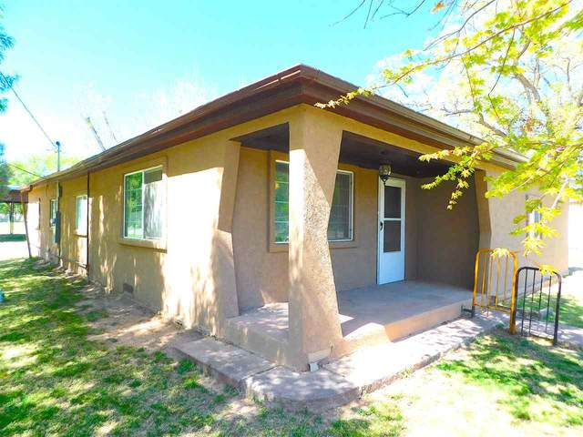 110 Bosque St, Tularosa, NM 88352 (MLS #162496) :: Assist-2-Sell Buyers and Sellers Preferred Realty