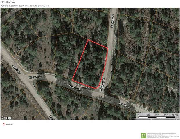 11 Hoover Dr T14, Timberon, NM 88350 (MLS #162519) :: Assist-2-Sell Buyers and Sellers Preferred Realty