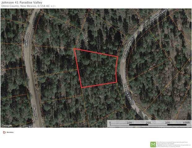 41 Paradise Valley Dr Gc6, Timberon, NM 88350 (MLS #162533) :: Assist-2-Sell Buyers and Sellers Preferred Realty